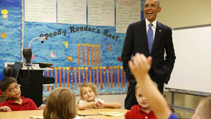 10 years after Barack Obama forced schools around the country to begin phasing in Common Core, American students are lagging far behind their counterparts from other nations.