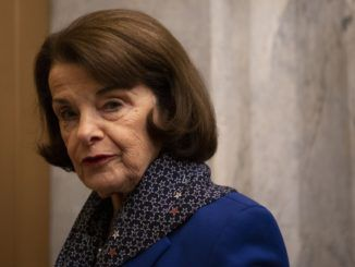 Sen. Dianne Feinstein insists there is no deep state