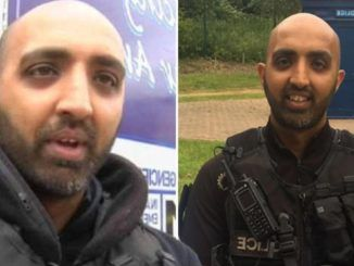 """A Muslim police officer in the UK who was hired to promote """"diversity"""" has been charged with a sickening array of sex crimes against minors."""