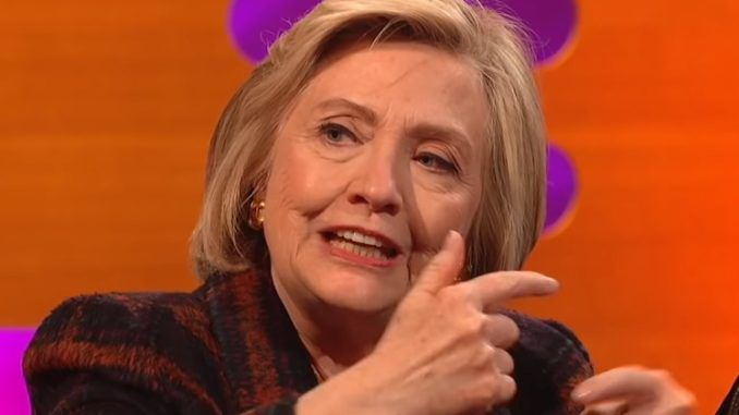 Hillary Clinton tells BBC she hasn't ruled out running for POTUS