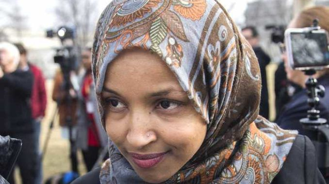 "Rep. Ilhan Omar is a ""sex maniac"" who is ""very weak when it comes to money and sex,"" according to a Canadian businessman and Qatari insider who swore in an affidavit that the Minnesota congresswoman is a paid Qatari asset."