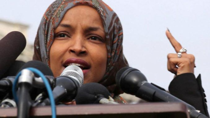 "Islamic Rep. Ilhan Omar (D-MN) has lashed out at the GOP, accusing the party of promoting ""sinful rhetoric"" that has become ""synonymous with the Republican Party."""