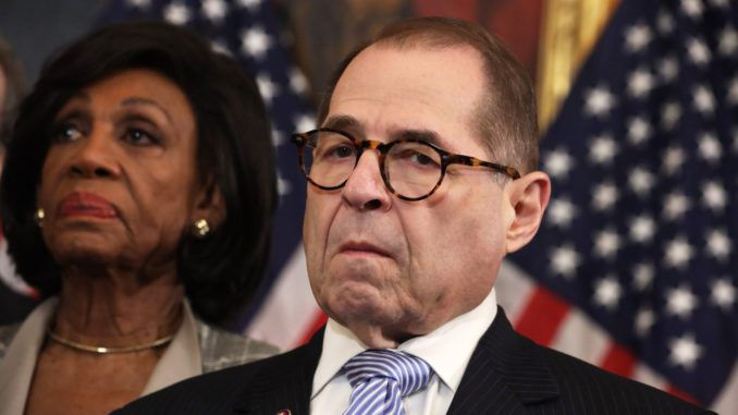 Jerry Nadler suspends House rules until after impeachment