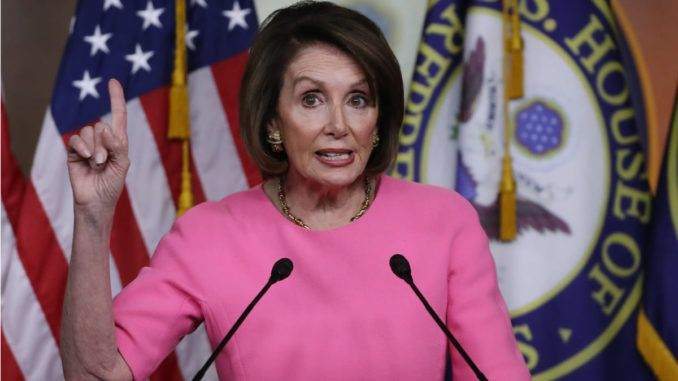 Nancy Pelosi's teeth keep falling out of her mouth