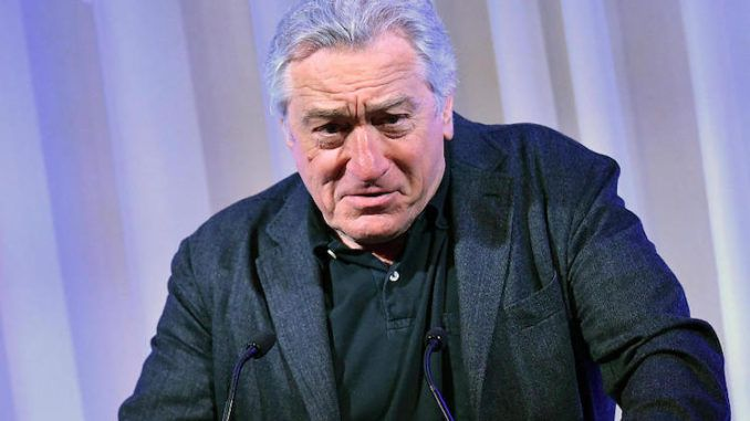 Robert De Niro calls President Trump a nasty little bitch in foul-mouthed rant