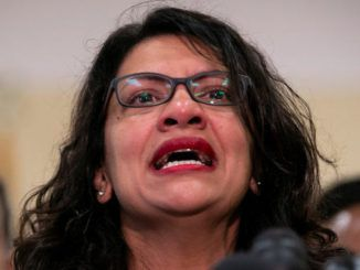 "Rep. Rashida Tlaib (D., Mich.) blamed ""white supremacy"" yesterday for a mass killing in New Jersey carried out by two black assailants, one of whom had ties to a black nationalist hate group."