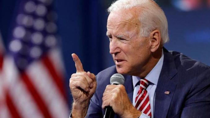 "Former Vice President Joe Biden claimed on Tuesday that illegal immigrants in the Deferred Action for Childhood Arrivals (DACA) program are ""more American than most Americans"" because they had ""done well in school."""