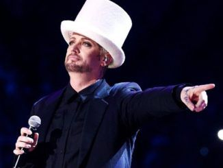 Boy George tells woke Twitter liberals to leave their pronouns at the door