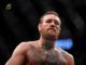"UFC champion Conor McGregor celebrated his triumphant return to the octagon by voicing his support for President Donald Trump on Monday, saying he was a ""phenomenal president"" and possibly the GOAT, or greatest of all time."