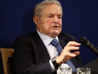 Soros warns Davos that narcissistic President Trump needs to be defeated in the 2020 election