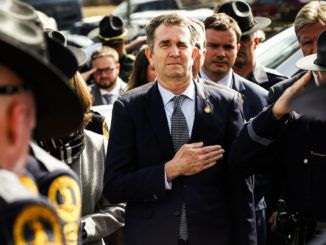 "A petition to recall Virginia Gov. Ralph Northam for his tyrannical attempt at ""infringing on U.S. Constitution 2nd amendment rights"" as well as the Virginia Constitution has achieved its target in record time."