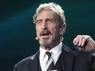Notorious pedophile Jeffrey Epstein did not commit suicide in his jail cell but was strangled to death by Nicholas Tartaglione, according to John McAfee.