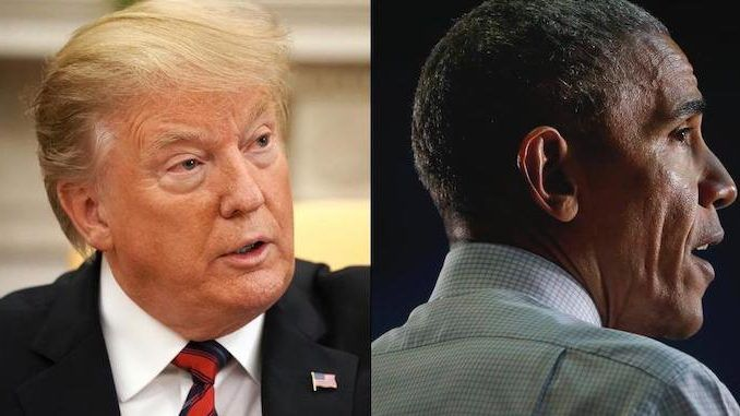 President Trump accuses Obama of illegally spying on his campaign