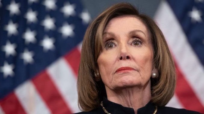 House Speaker Nancy Pelosi introduces War Powers Resolution to limit President Trump's military capabilities in Iran