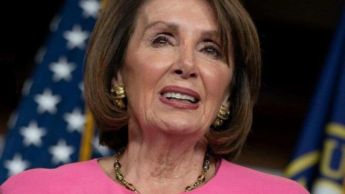 House Speaker Nancy Pelosi compares the killing of Soleimani to the assassination of a U.S. Vice President