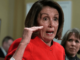 House Speaker Nancy Pelosi (D-CA) delivered an emotional rant completely unencumbered by facts or the Constitution on Thursday as her doomed impeachment trial spectacularly imploded in the Senate.