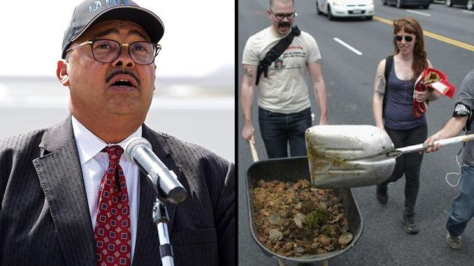 One of San Francisco's highest-ranking city officials, whose job it was to keep the streets of the City by the Bay neat, orderly, and hygienic, has been arrested by the FBI on corruption charges.