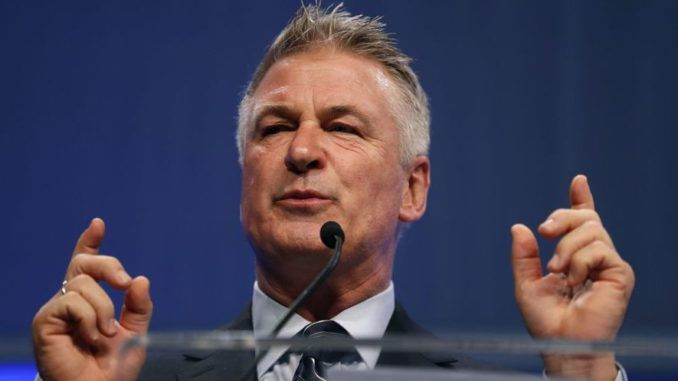 Actor Alec Baldwin accuses Trump supporters of causing colossal destruction to the USA