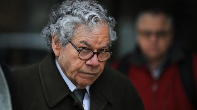 John Kapoor, the billionaire founder of the pharmaceutical company Insys Therapeutics, has been sentenced to 5-and-a-half years in prison for orchestrating a criminal scheme of bribes and kickbacks to physicians who prescribed large amounts of a fentanyl spray to patients who didn't need the deadly painkiller.