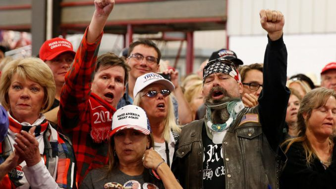 Working class American voters are turning to Trump because Democrats weren't looking out for them