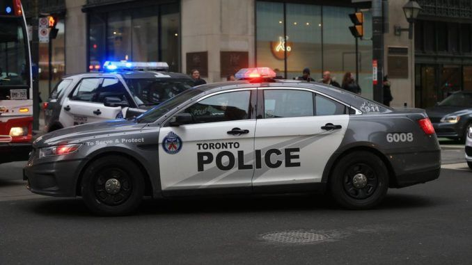 "Toronto police threatened to arrest a man yesterday for the crime of calling Iranian Gen. Qasem Soleimani a ""terrorist."""