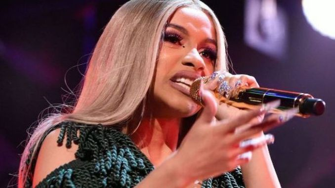 "Cardi B has announced she is filing for Nigerian citizenship because President Trump is ""putting American lives in danger""."