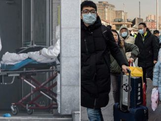 China's deadly coronavirus could have the same death toll as Spanish flu and kill 50 million people around the world, according to an Oxford University professor.