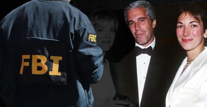 Epstein's child procurer Ghislaine Maxwell is being protected from the FBI by Israel