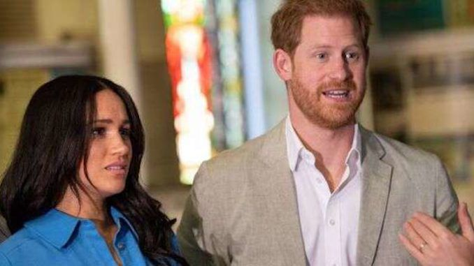 "Canada's largest newspaper has blasted Prince Harry and Meghan Markle's plans to live in the famously friendly country, declaring the royals' plans as ""unconstitutional"" and ""taboo."""