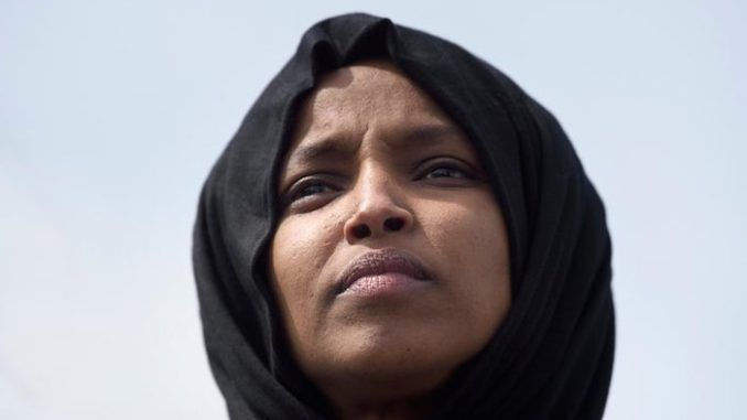 Rep. Ilhan Omar claims President Trump wants war with Iran so he can protect his hotels' income
