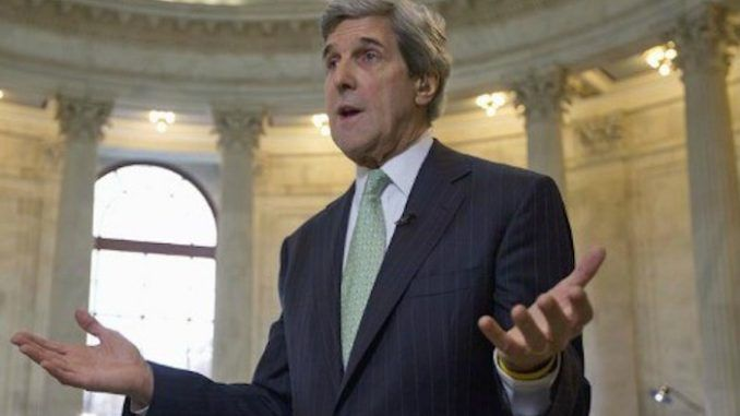 Former Secretary of State John Kerry admitted that he knew part of the money sent to Iran as part of Obama's Iran nuclear deal would end up in the hands of militant Iranian terror groups.