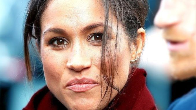 Meghan Markle says she won't go back to America until Trump is removed from office