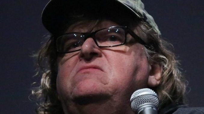 Michael Moore has sent a personal message to the supreme leader of Iran, admitting he sympathizes with the Islamic republic.