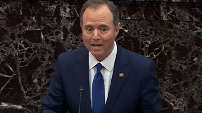 Adam Schiff insists he doesn't know who the whistleblower is