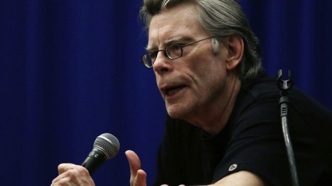 Stephen King claims the Oscars are rigged in favor of white people