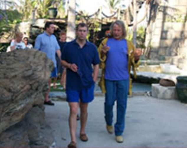 Prince Andrew and Peter Nygard caught together at the Canadian tycoon's private Bahamas estate in 2011 where a collection of women say he drugged and raped them.