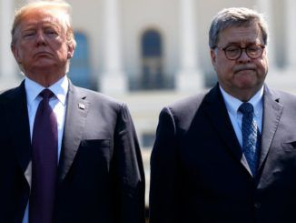 Deep State declare war on Trump admin as federal judges hold meeting on Barr and Trump