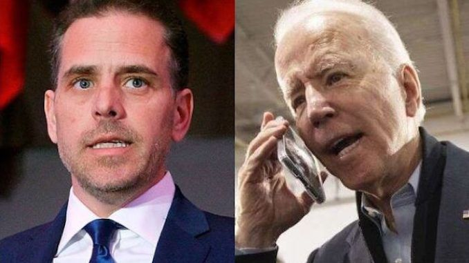 Republican Senators Chuck Grassley (Iowa) and Ron Johnson (Wis.) have announced a Senate investigation into the shady international business dealings of Hunter Biden during the Obama administration.