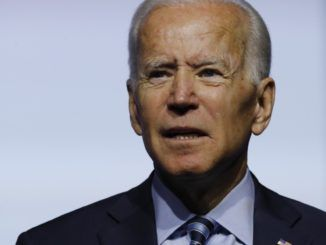 """Democrat presidential candidate Joe Biden says it is """"absolutely bizarre"""" to suggest a limit on immigration to the U.S."""