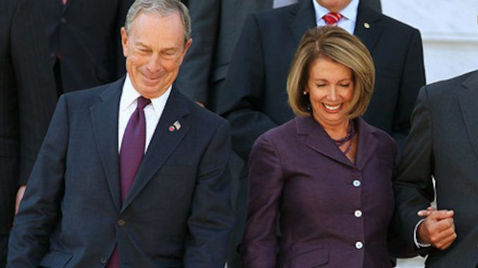 Mike Bloomberg admits he bought majority of elected House Democrats