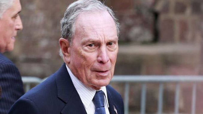 Democrat presidential candidate Michael Bloomberg, who has already spent over $300 million on TV, radio and digital advertising, has been caught running Obama-era footage of migrants in cages while trying to blame President Trump.