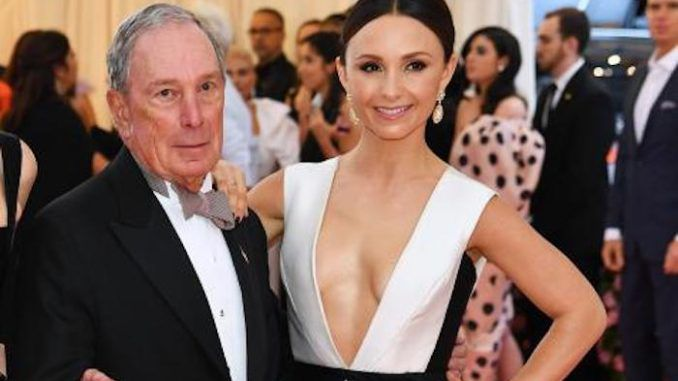 "Democrat presidential candidate Mike Bloomberg boasted about setting up his ""tall and busty and blonde"" 16-year-old daughter with multiple men in China, before demanding the quote be kept ""off the record,"" according to a resurfaced report."
