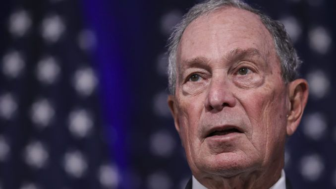 America must deny health care to some elderly citizens, according to Democrat presidential candidate Mike Bloomberg, who recently announced his plans to prop up and build on Obamacare.