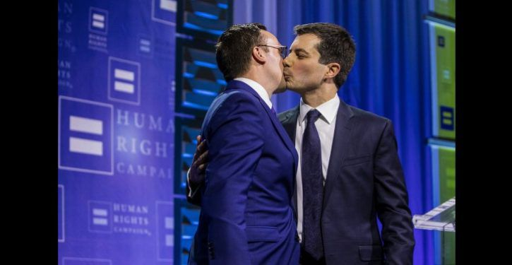 Pete Buttigieg's husband has announced he will call himself 'first gentleman' if Buttigieg becomes president