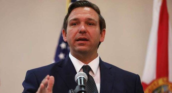 "Barack Obama's disastrous Common Core educational curriculum has been ""officially eliminated"" from every single Florida classroom, Gov. Ron DeSantis announced Friday."
