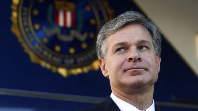 The 2016 surveillance on a member of President Donald Trump's campaign team during the Obama administration was in fact illegal, FBI Director Christopher Wray admitted to Congress last week.