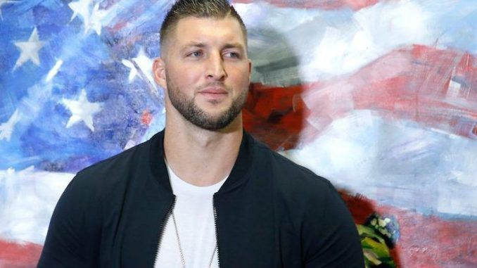 """Former NFL quarterback Tim Tebow told an audience in Kansas that saving babies from abortion means """"a lot more than winning Super Bowls."""""""