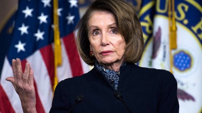 """A White House petition to """"Impeach Nancy Pelosi for Treason"""" has amassed a staggering 329,000 signatures from patriots."""