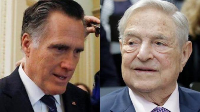 Soros Fund Management is a giant vampire squid with its filaments wrapped around the Western world and its blood funnel jamming relentlessly into anything that can be manipulated and corrupted.