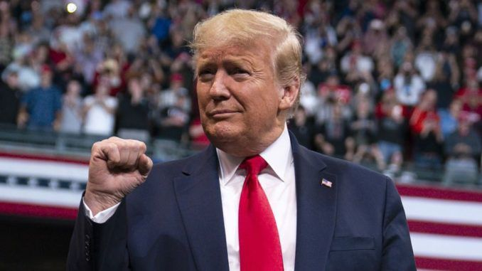 Republican voters came out in droves to support President Donald Trump in the Republican New Hampshire primary, proving voter enthusiasm is extremely high on the red side of the aisle, and the low-energy Democrat candidates are in deep trouble.